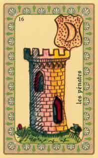 carte de belline interpretation : le chateau