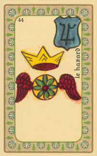 cartes de l oracle de belline :  la roue de la fortune