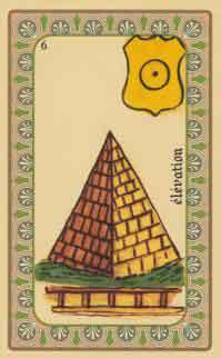 carte de belline interpretation : la pyramide