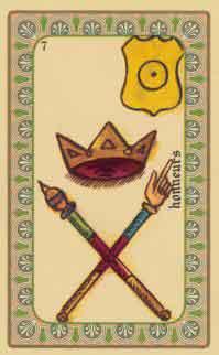 carte de belline interpretation : l honneur