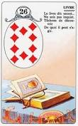 signification melle lenormand carte 26