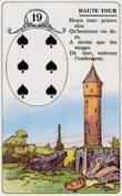 signification melle lenormand carte 19