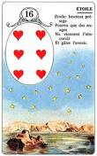 signification melle lenormand carte 16