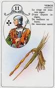 signification melle lenormand carte 11
