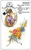 signification melle lenormand carte 9