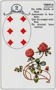 signification melle lenormand carte 2