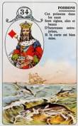 signification melle lenormand carte 34