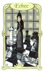 oracle des miroirs carte echec