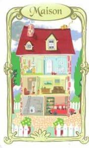 oracle des miroirs carte maison