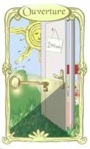 oracle des miroirs carte ouverture