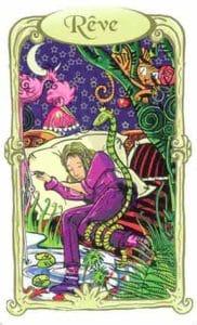 oracle des miroirs carte reve