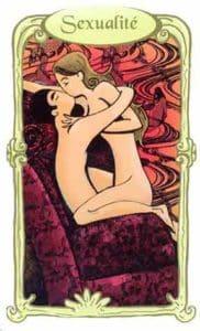 oracle des miroirs carte sexualite