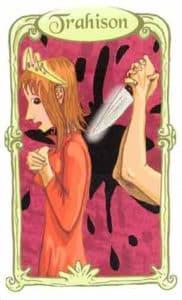 oracle des miroirs carte trahison