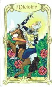 oracle des miroirs carte victoire