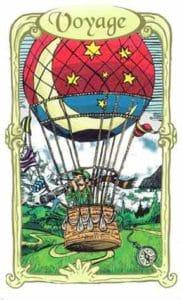oracle des miroirs carte voyage