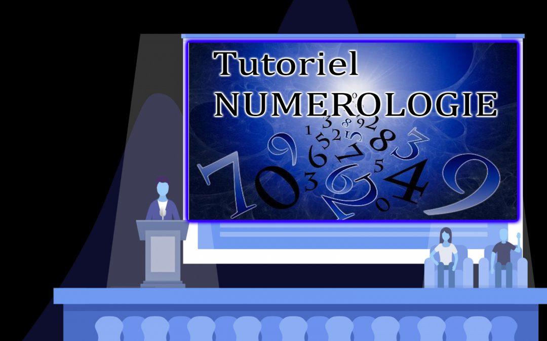 Numerologie tutoriel